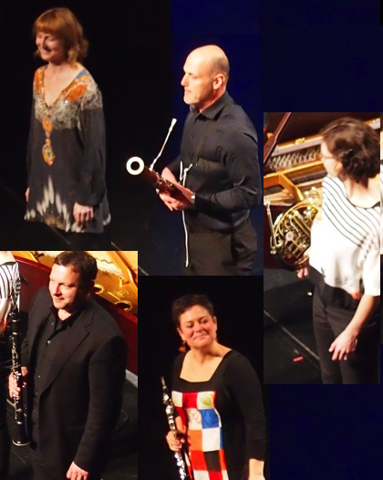 Sydney Soloists Collage