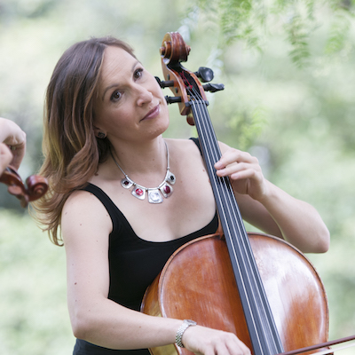 Zoe Knighton Cello