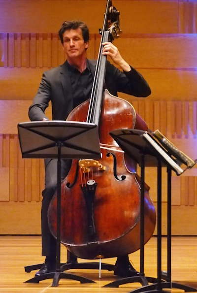 Kees Boersma Double Bass